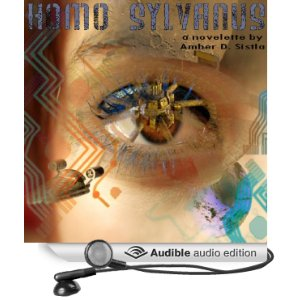 The Audibook of Homo Sylvanus is Available!