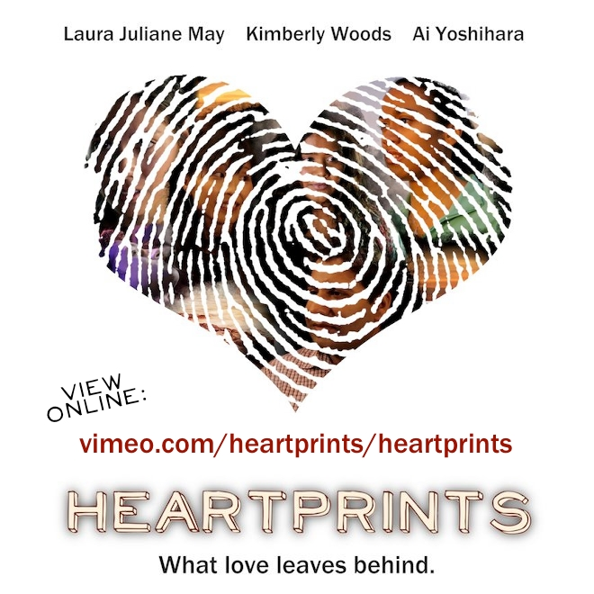Heartprints' Online Release!