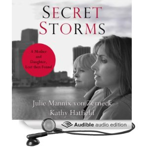 The Audiobook of Secret Storms is Now Available!