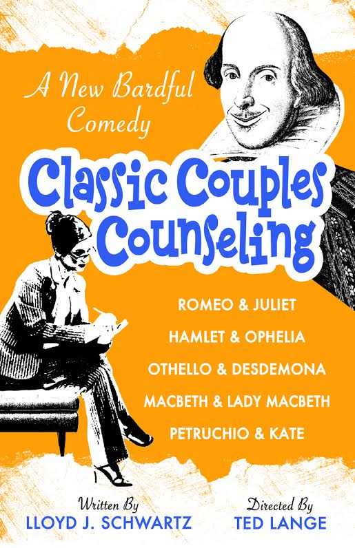 """Classic Couples Counseling"" opens March 21st!"