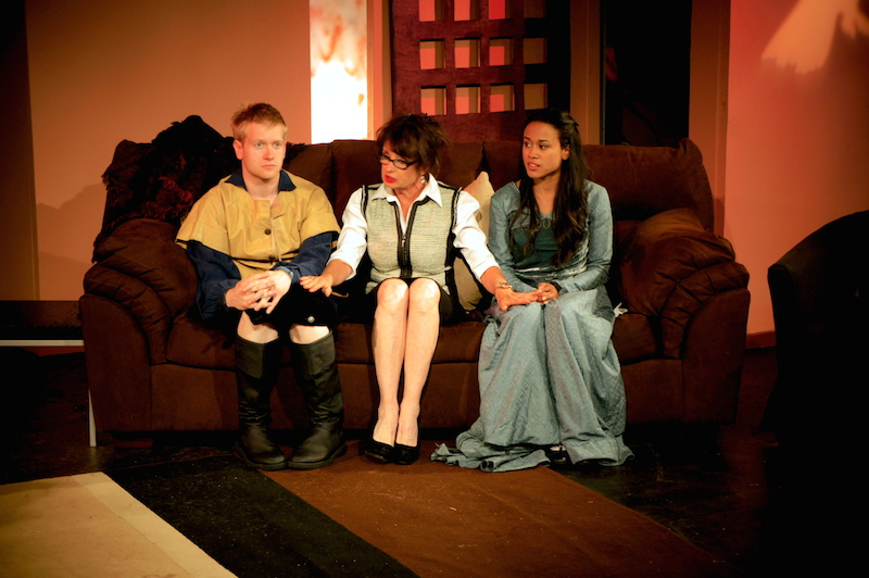 Only 5 More Performances left of CLASSIC COUPLES COUNSELING!