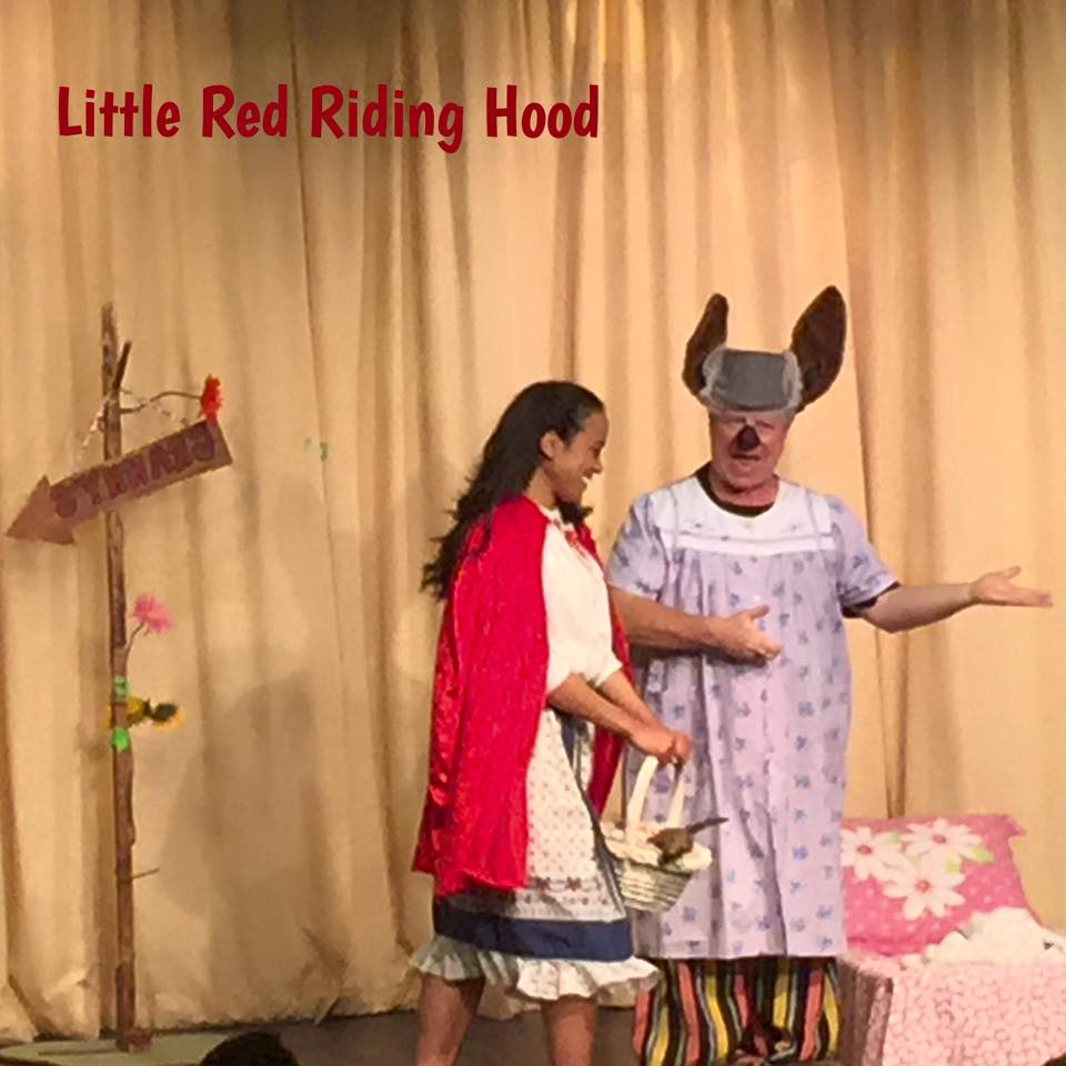 Read more about the article Little Red Riding Hood