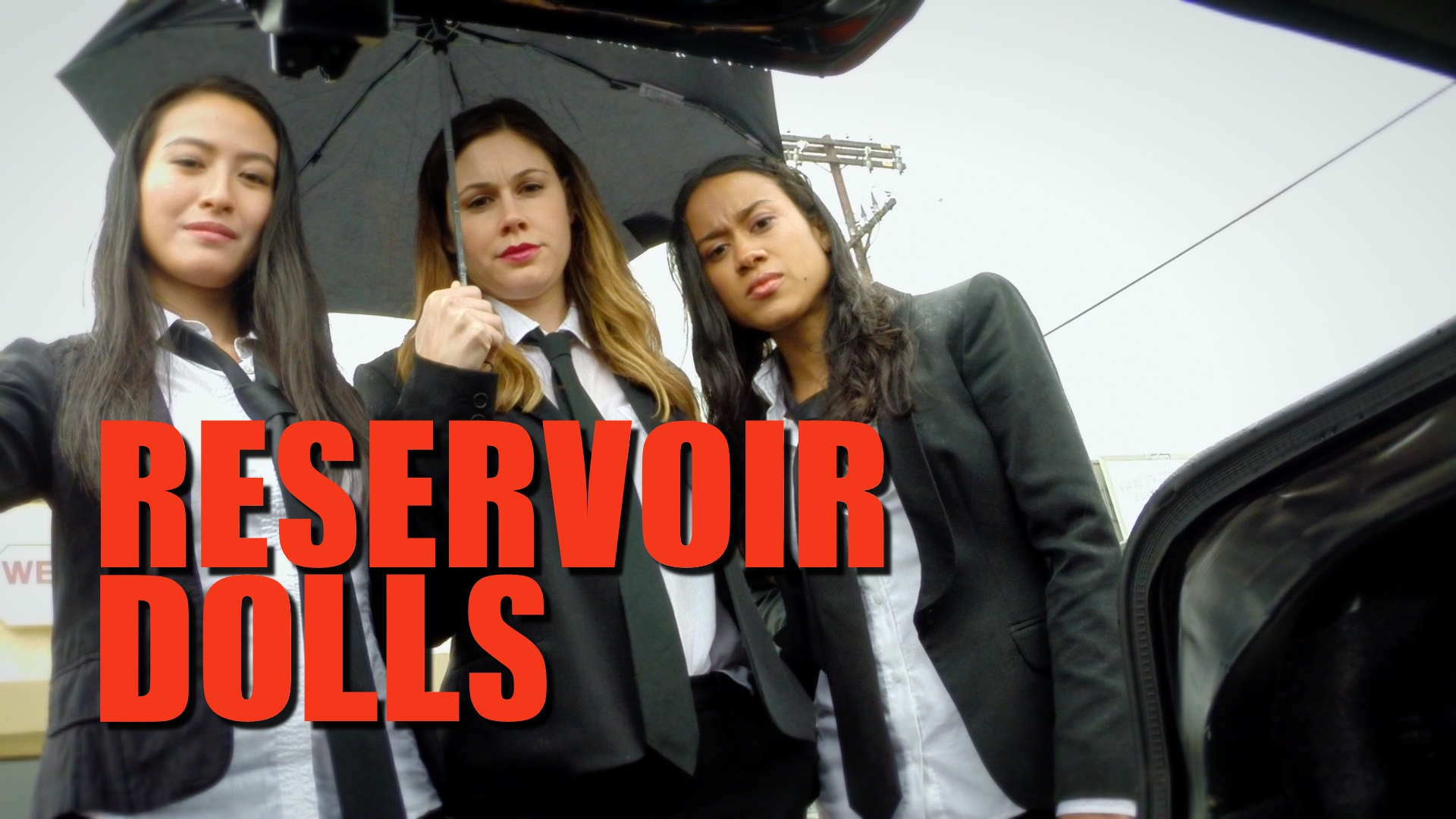 Reservoir Dolls – Chicks Flippin' The Script