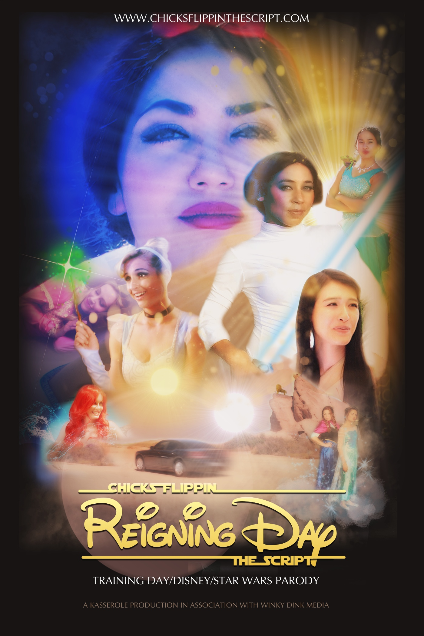 Reigning Day – Training Day/Star Wars/Disney Parody