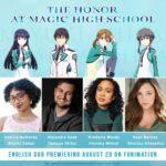 Honor At Magic High School